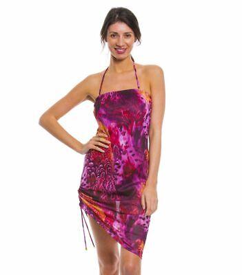 Kiniki Amalfi Tan Through Beach Dress Cover Up Quick Drying Accessory