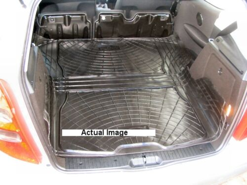 Mercedes A-Class w169 3 Dr Rubber Boot Mat Liner options /& Anti-Chocs Protector
