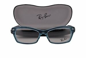 a078b9c5608 New Ray Ban Eyeglasses RB 5255-5235 Navy Clear Blue Acetate 53 16 ...