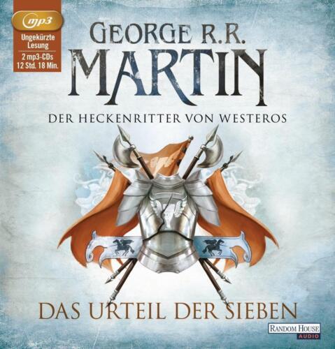 1 von 1 - Der Heckenritter von Westeros von George R. R. Martin (2013) mp3