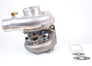 Hybrid-T3-T4-T3T4-T04E-57-A-R-Turbine-5-Bolt-Flange-Turbo-Turbocharger-Racing