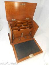 Antique Golden Oak Stationery Cabinet ,  ref2799