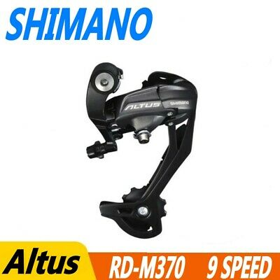 Shimano Altus RD-M370 7//8//9speed Rear Derailleur MTB Bicycle Bike SGS Fit M390