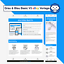 Indexbild 8 - eBay Template Paket: GRAU & BLAU BASIC - 3 Auktionsvorlagen/Designs inkl. EDITOR
