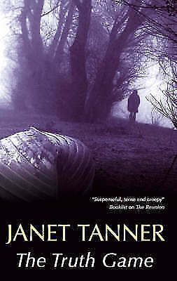 Very Good Tanner, Janet, The Truth Game, Hardcover, Book