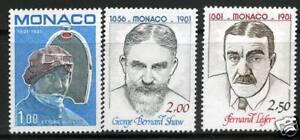 MONACO-TIMBRES-1290-1292-NEUF-XX-LUXE