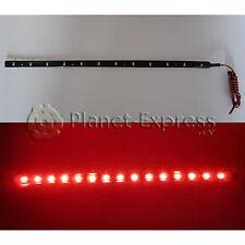 Streifen 30 Led SMD 3528 60cm. Rot Wasserdicht auto,boot,aquarium,wasser,