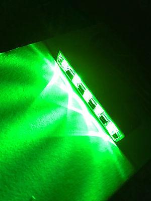 BOAT LED Lights 5 LED Stern/Deck/Navigation 12V GREEN