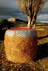Nouveau balles rondes 5ft. Haylage jumbo lente cupides feeders haynets meilleure qualité vente-afficher le titre d`origine Tf8Kg6VC-07143345-692907783