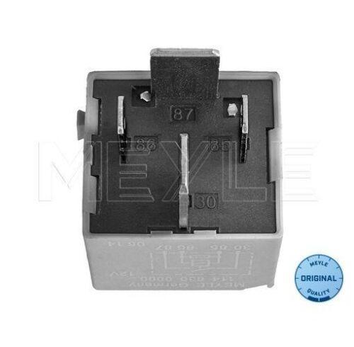 MEYLE Multifunctional Relay MEYLE-ORIGINAL Quality 114 830 0000