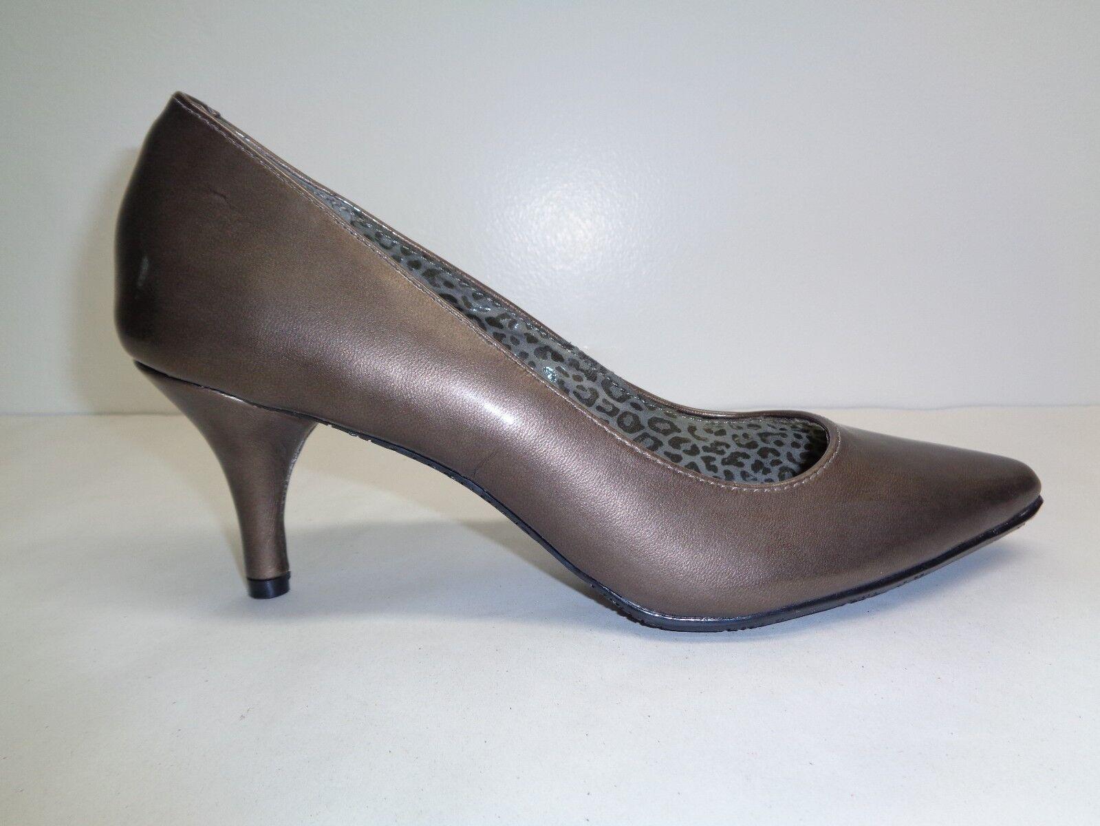 Style & Co Größe 6.5 M BLANCH Pewter Heels Pumps NEU Damenschuhe Schuhes