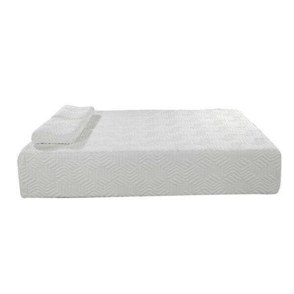 14 Inch Queen Size Cool Medium-firm Memory Foam Mattress 2 ...