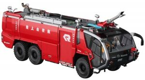 Hasegawa-SW05-Rosenbauer-Panther-6-x-6-Aeropuerto-Choque-Tender-1-72-Escala-Kit