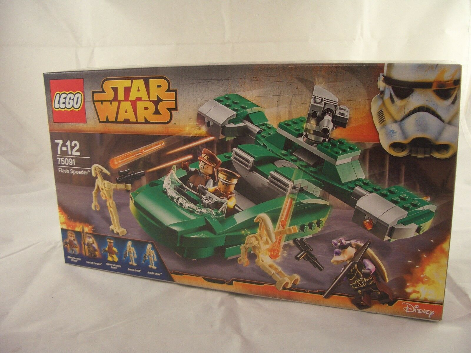 LEGO Star Wars 75091 Flash Speeder New Sealed