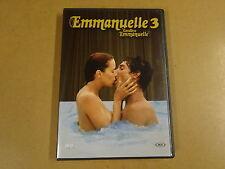 DVD / EMMANUELLE 3 - GOODBYE EMMANUELLE