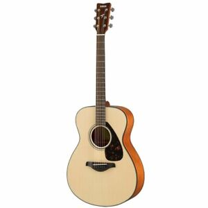 Yamaha FS800 Solid Spruce Top Small-Body Acoustic Guitar - Natural