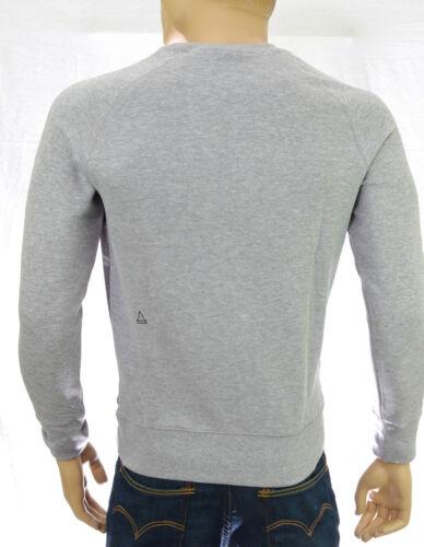 ELEVEN PARIS Sweat homme ASAP ROCKY 14F1LS87 gris chiné Taille S