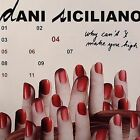 Why Can't I (Make You High) [Single] by Dani Siciliano (Vinyl, Aug-2006, !K7 (Record Label))