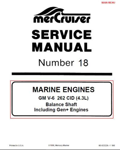 Automotive Boats & Watercraft informafutbol.com MERCURY MERCRUISER ...