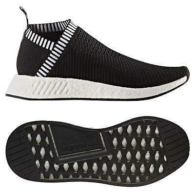 Adidas Original Herren Nmd CS2 Schuhe Schwarz Sneaker Balance Selten Pink | eBay