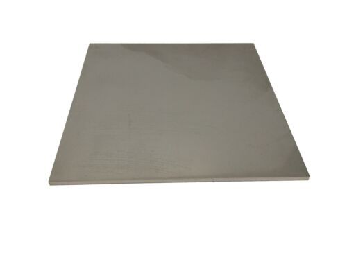 """1//4/"""" x 6/"""" x 10/"""" 1//4/"""" Stainless Steel Plate 304 SS"""