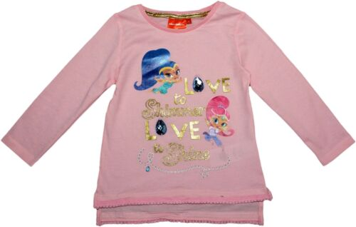 Shimmer and Shine Kids Jewel Long Sleeve T Shirt