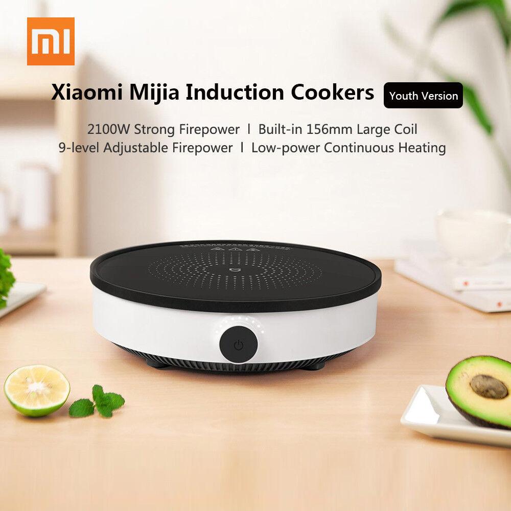 Original Xiaomi Precise Induction Cooker Burner Digital Hot Plate Cooktop V0O9