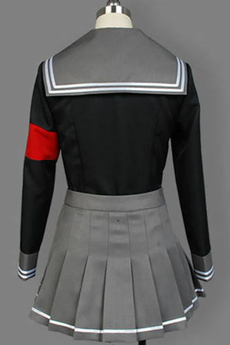 Dangan-ronpa Peko Pekoyama School KHG Uniform Skirt Outfit Cos