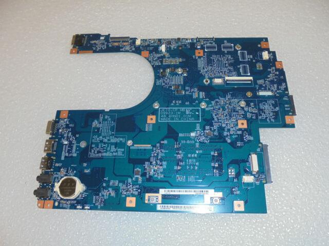 ORIGINAL ACER 7741Z 7Intel Laptop Motherboard  JE70-CP,48.4HN01.01M ,09923-1M