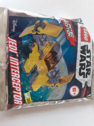 911952 Jedi Interceptor Foil Pack Polybag New /& Sealed Lego Star Wars