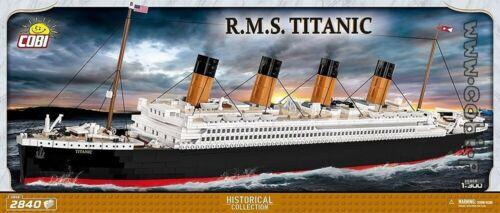 R.M.S COBI TITANIC Edition Limitée 1916