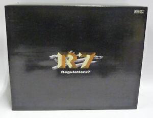 CONSOLE-SEGA-DREAMCAST-R7-REGULATION-LIMITED-EDITION-NTSC-JAPAN-VERSION-BOXED