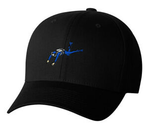 04d7e073a Scuba Diver Embroidered Hat Cap Ocean Dive PADI Tanks Oxygen Deep ...