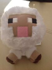 Minecraft 7184 Sheep Plush Toy Blue 7 inch for sale online