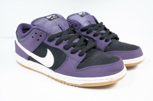 Nike Dunk SB Low Dark Raisin 11