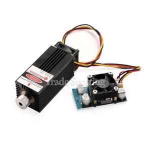 Modulo-Laser-Azul-SainSmart-Kit-Para-Cnc-Router-5-5W-445nm-garantia-de-calidad-de-seguro
