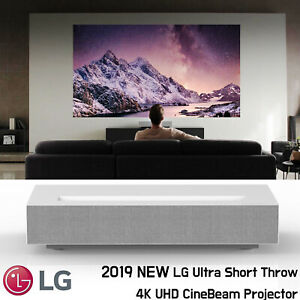 Details about LG HU85LA 4K 3840 x 2160 UHD Laser Smart Home Theater Cine  Beam Projector