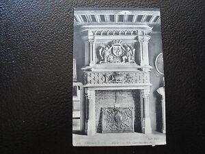 Francia-Tarjeta-Postal-1910-Blois-Castillo-Chimenea-A-Angel-cy68