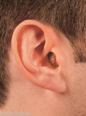 1 Pair New FDA Custom Programmable CIC hearing aids DSP Technology Austar AST