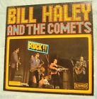 "♫ 33 T VINYL BILL HALEY AND THE COMETS "" ROCK ! ROCK! ROCK ! "" ♫"