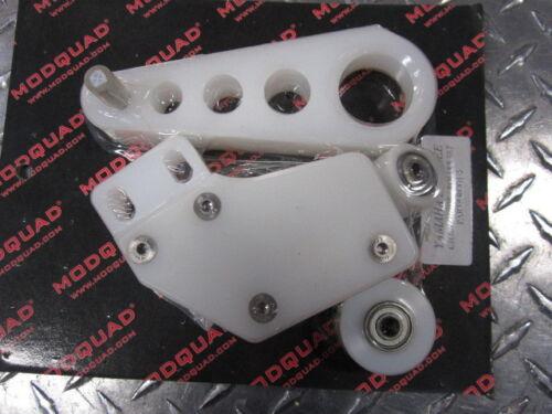 Roller Set Slider Modquad White Yamaha Banshee RCG1-5 Chain Guide