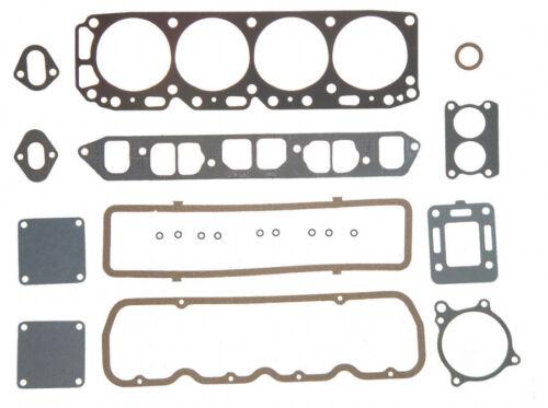 Mercruiser 140 3.0L//181ci Engine Rering Kit MOLY Rings+Bearings+Gaskets+WP 1PC
