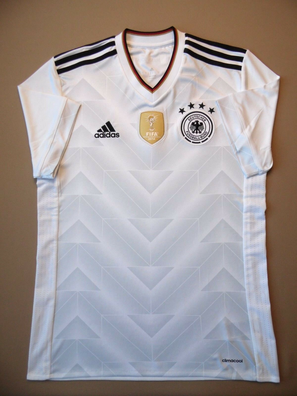 Germany home jersey 2017 HOME Shirt Trikot ADIDAS B47873 Confed Cup 5+ 5