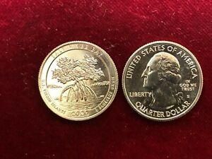 America - États Uni 1/4 Quarter Dollar 2020 Virgin Islands UNC S