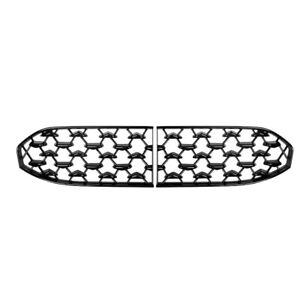 Car Front Lower Grille Bumper Grille Cover Decoration for Mazda CX30 CX-30  J5D2