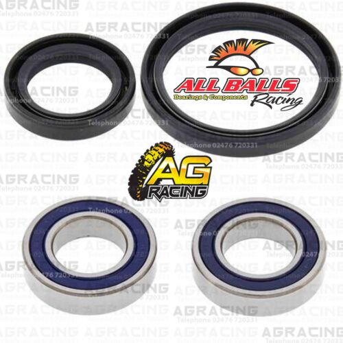 All Balls Front Wheel Bearings /& Seals Kit For Yamaha WR 450F 2008 08 Enduro