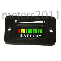 Pro12-48m ™ Battery Indicator For 12/24 Volt Systems For All Battery Types