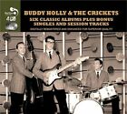 Six Classic Albums Plus by Buddy Holly (CD, Jul-2012, 4 Discs, Real Gone Music)