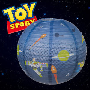 Image Is Loading Disney Pixar Toy Story Paper Lamp Shade Children