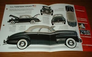 1939 Pontiac Deluxe  Six /& Eight NOS Frame Dimensions